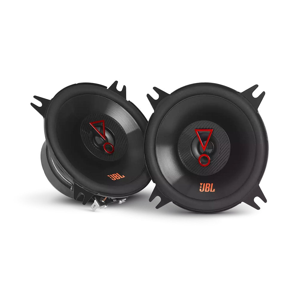 "JBL Stage3 427F 4"" 2-Way 150Watts Peak Power Coaxial Car Speakers - Xcite Audio"