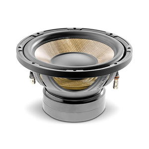 "Focal P25F 10"" 600Watts 4-Ohms Car Audio Subwoofer - Xcite Audio"