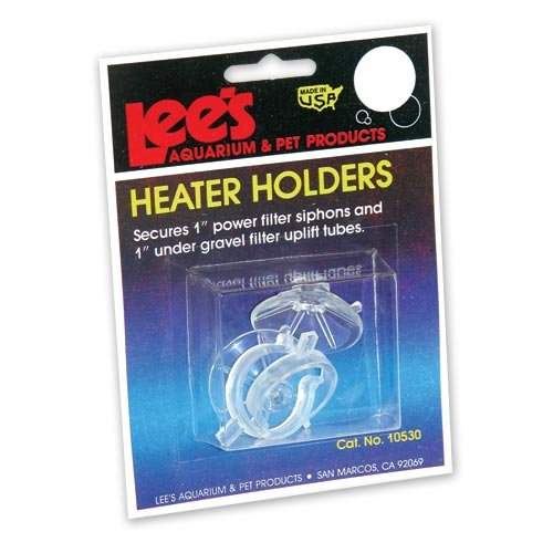 Lee's Heater Holders 2 Pk