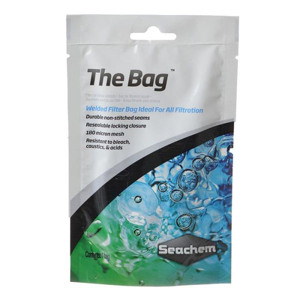 "Seachem ""The Bag"" 180 Micron mesh bag"