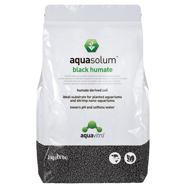 Aquasolum Humate Black Shrimp Sand 4 kg