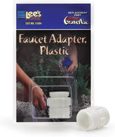 Lee's Faucet Adapter Plastic