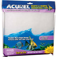 Acurel Poly Fiber Media Pad