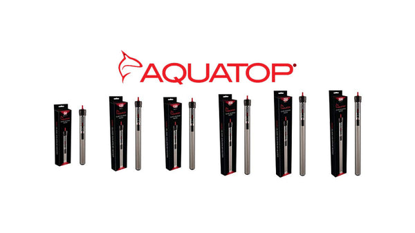 Aquatop Submersible Glass Heater 100 Watt