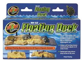 Zoomed Floating Dock Mini