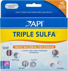 API Triple Sulfa 10 Pack
