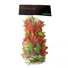 "Aquatop Plant 16"" Red/Green Hygro BH-14"
