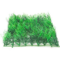 "Aquatop Plant Dark Green Grass 10 X 10""  Square PDT-33"
