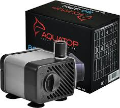 Aquatop Ajustible Submersible Water Pump 80 gph