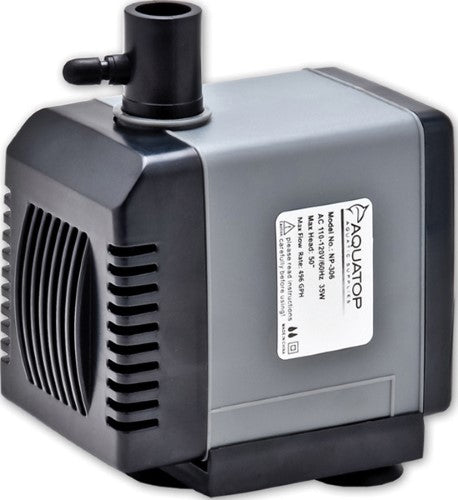 Aquatop Ajustable Submersible Water Pump 152 gph