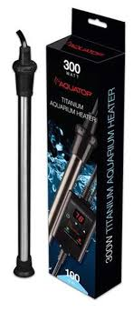 Aquatop Titanium Heater with Digital Controller 300 Watt