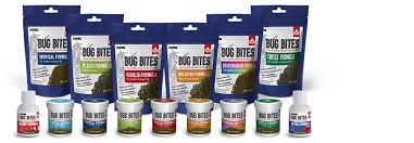 Fluval Bug Bites Medium Color Enhancing Pellet 4.4 oz