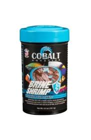 Cobalt Brine Shrimp Flake 0.5 oz