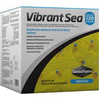 Seachem Vibrant Sea Salt 60 Gallon Mix