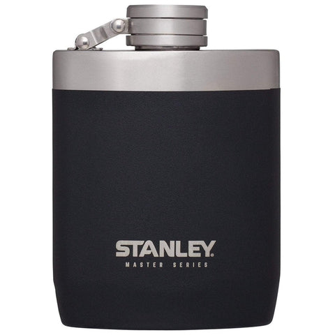 STANLEY | MASTER Flask 8oz (236ml) - Foundry Black