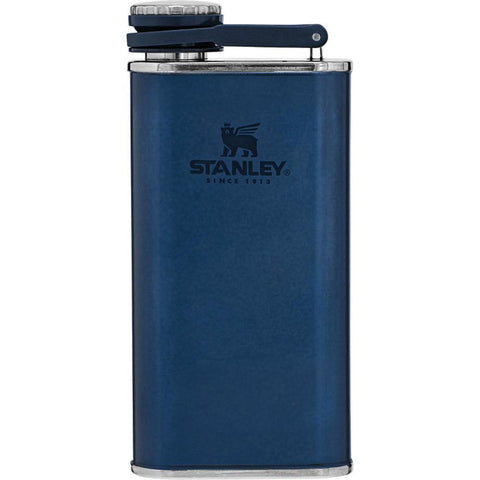 STANLEY Classic Easy-Fill Wide Mouth Hip Flask - Nightfall Blue