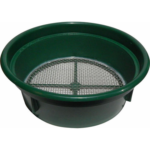 KEENE | Green Classifying Sieve - 4 Mesh - 1/4""