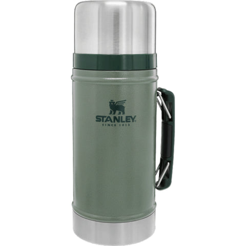 STANLEY | Classic 940ml Food Jar - Hammertone Green