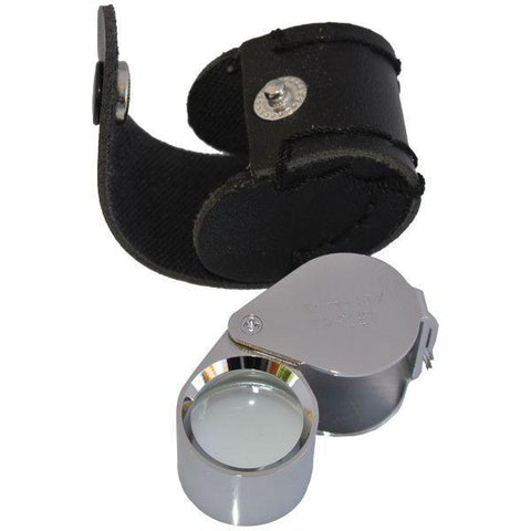 KEENE | Magnifier lens with a case
