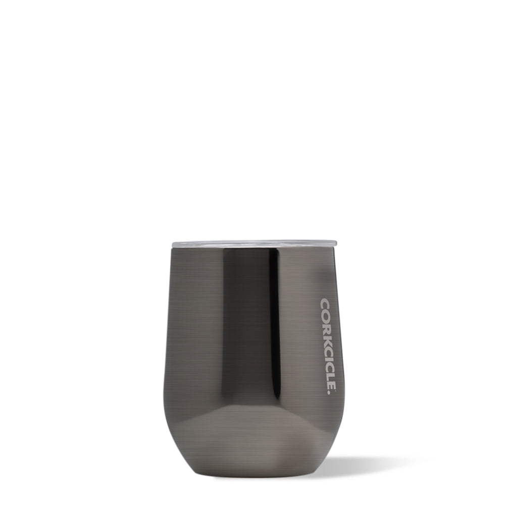 CORKCICLE | Stemless 12oz - Gunmetal