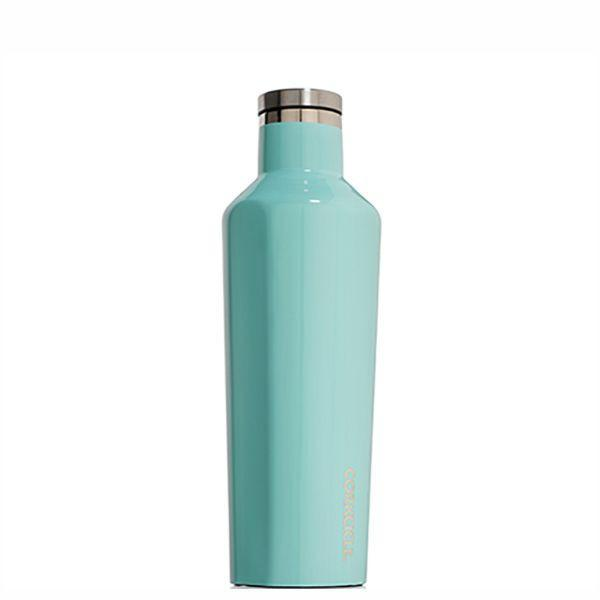 CORKCICLE | Stainless Steel Insulated Canteen 16oz (475ml) - Turquoise