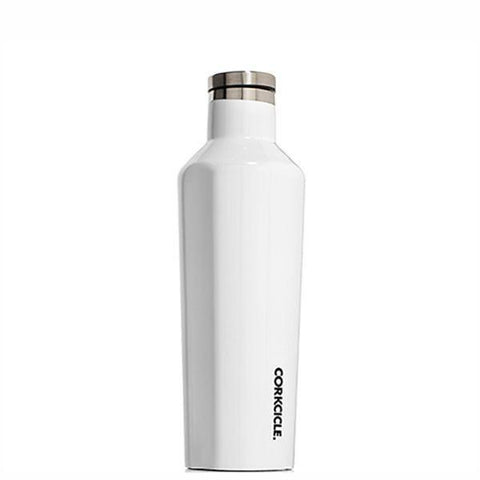 CORKCICLE | Stainless Steel Insulated Canteen 16oz (475ml) - White