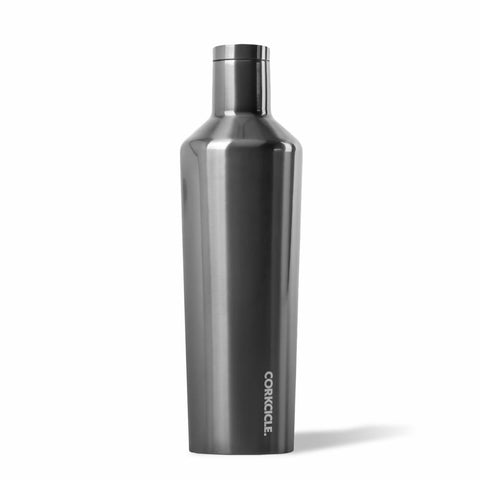 CORKCICLE | Stainless Steel Insulated Canteen 25oz (740ml) - Gunmetal