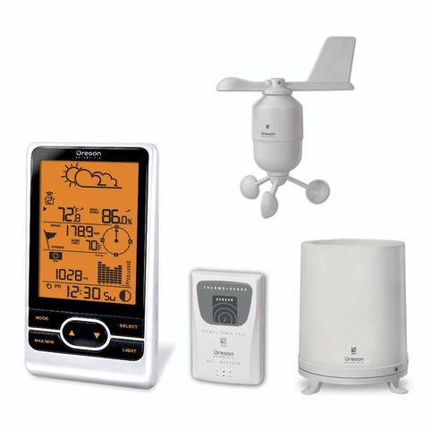 OREGON SCIENTIFIC | WMR86 / WMR86A  Backyard Pro Complete Home Weather Station