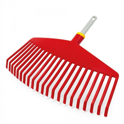 WOLF GARTEN | Multi-Change Plastic Garden Rake - Head Only