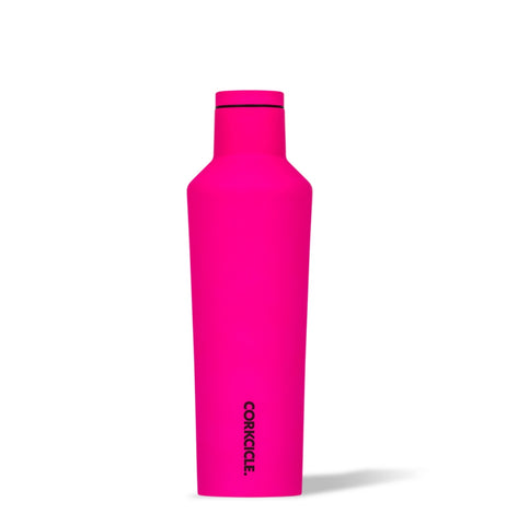 CORKCICLE | Canteen 25oz (740ml) - Neon Pink