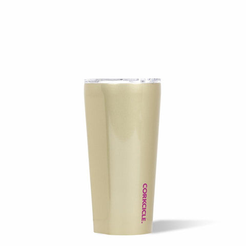 CORKCICLE | Stainless Steel Insulated Tumbler 16oz (475ml)  - Glampagne / Champagne