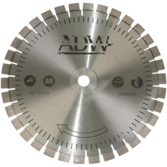 Laser Segmented Silent Diamond Blade - Granite