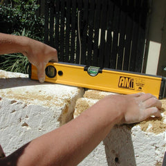 AMI Professional Contractors Spirit Level - Heavy Duty