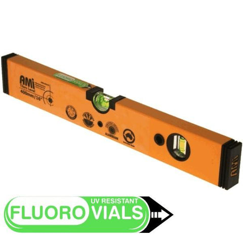 AMI Professional Tilers Spirit Level - Heavy Duty