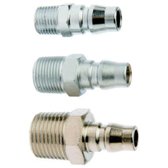 Air Fittings Hi-Volume Plug - Male Thread