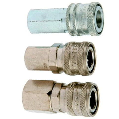 Air Fittings Hi-Volume Socket - Female Thread