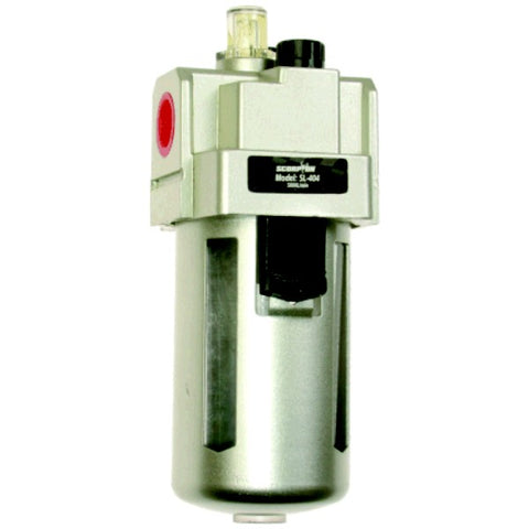 SCORPION | Pneumatic Air Line Lubricator - 1/2""