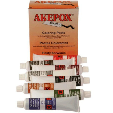 Akepox Colouring Paste