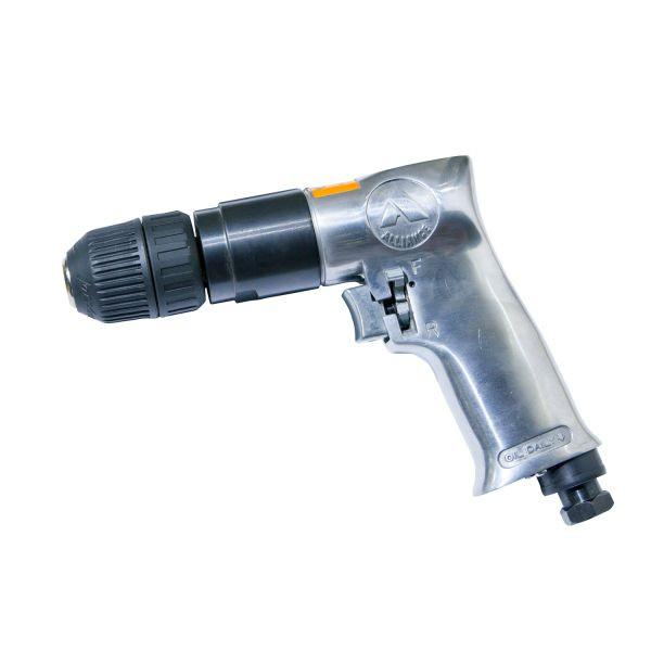 Alliance | 10mm Reversible Pistol Drill with Plastic Keyless Chuck
