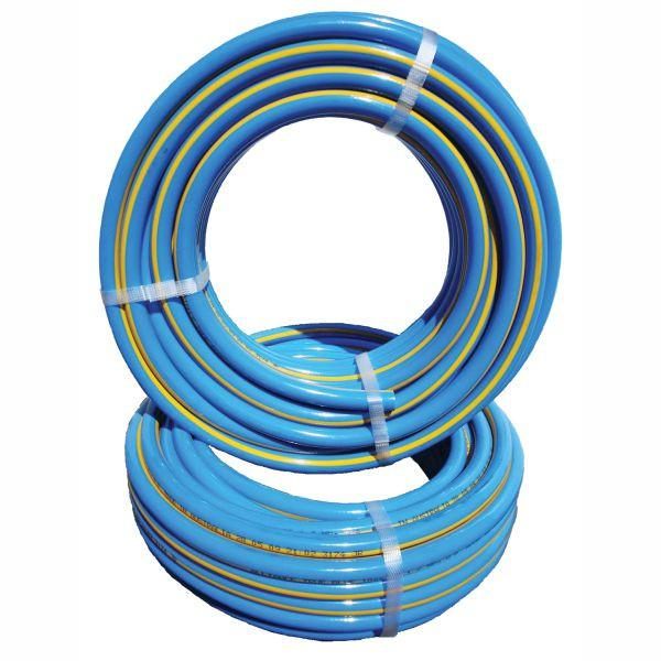 Alliance 12mmID x 20m Braided PVC Air Hose