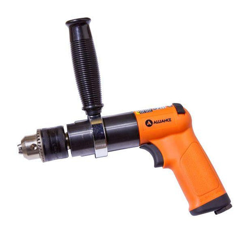 ALLIANCE | Pneumatic 13mm Reversible Pistol Drill - Composite Body