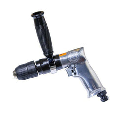 Alliance 13mm Reversible Pistol Drill with Plastic Keyless Chuck