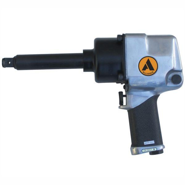"ALLIANCE | Pneumatic Air 3/4"" Heavy Duty Impact Wrench 6"" Extended Anvil"