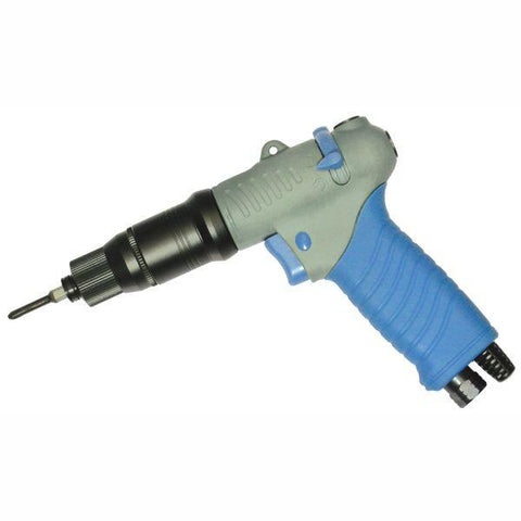 ALLIANCE | Pneumatic Air Pistol Grip Auto Shut-Off Screwdriver - 6mm Capacity