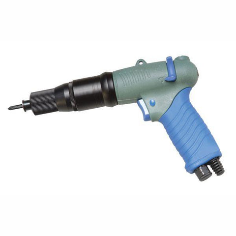 ALLIANCE | Pneumatic Air Pistol Grip Auto Shut-Off Screwdriver - 9mm Capacity