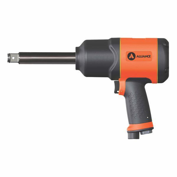 "ALLIANCE | Pneumatic Air Super Duty 3/4"" Impact Wrench 6"" Extended Anvil"