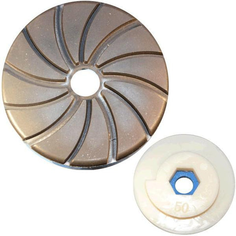 Stonex Auto Machine Wet Disc - 100mm x 5mm