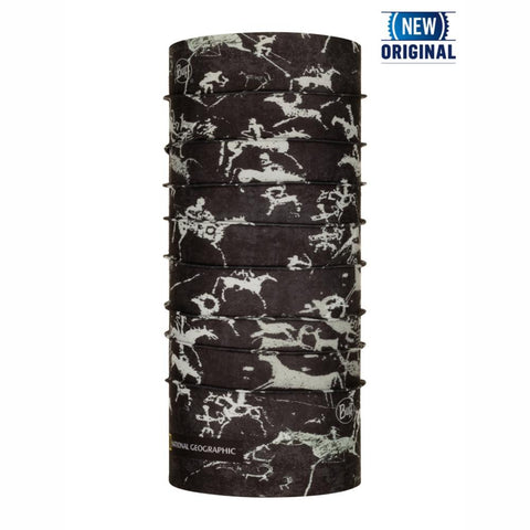 BUFFWEAR® | Original Multifunction Tubular Neckwear - National Geographic - Altai Black