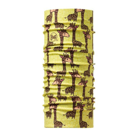BUFFWEAR® | High UV BABY Multifunction Tubular Neckwear - Mini Giraffes