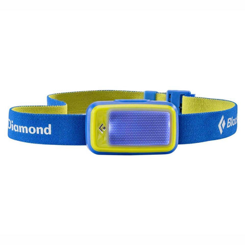 BLACK DIAMOND | WIZ Kids Headlamp - Yellow/Blue